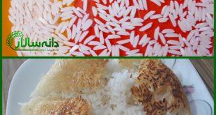 قیمت فروش برنج بینام